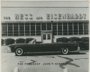kennedy-limo
